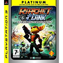 Ratchet & Clank: Opération destruction - édition platinum