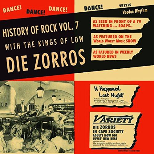 History of Rock Vol.7 [Vinyl LP]