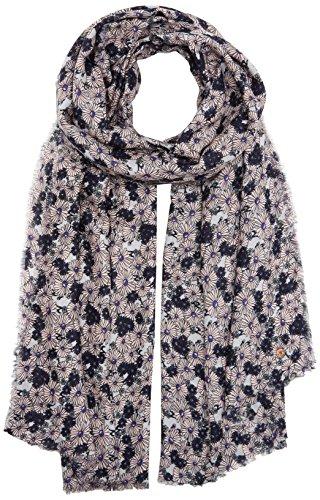 edc by Esprit Accessoires Damen Schal 087CA1Q008, Grau (Grey 030), One Size