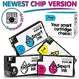 Smart Ink Kompatible Tintenpatrone für HP 953XL 953 XL 4 Pack (BK & C/M/Y) für Officejet Pro 7720 7730 7740 8210 8218 8710 8715 8718 8720 8725 8728 8730 8740