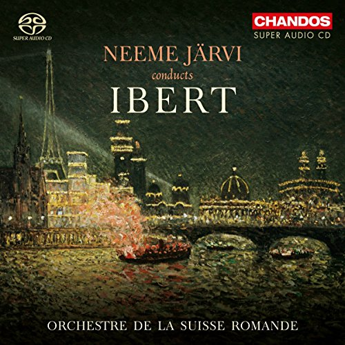 Neeme Järvi conducts Ibert