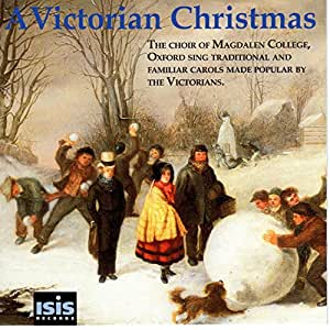 A Victorian Christmas (Magdalen College Choir) [Import anglais]