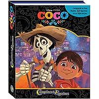 Phidal Coco–Estuche Libro con 12Figuras + Alfombra de Juego, 9782764343487, Multicolor