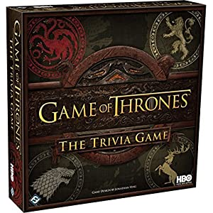 HBO Game of Thrones: The Trivia Game 1