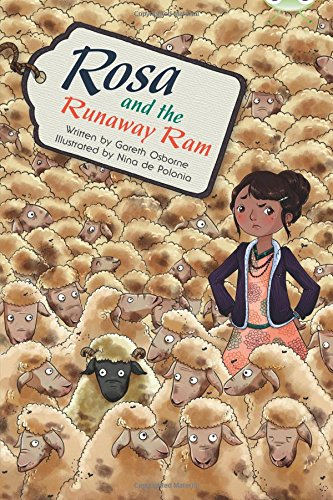 Rosa and the Runaway Ram (BUG CLUB)