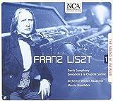 Liszt: the Sound of Weimar 1 (Dante-Sinfonie / Evocation...) -