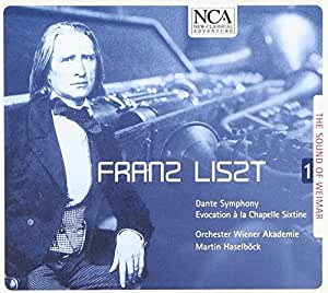 Liszt: Dante Symphony, Evocation A La Chapelle Sixtine
