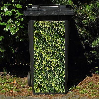 Pötschke Ambiente Mülltonnen-Aufkleber Efeu von Pötschke Ambiente bei Du und dein Garten