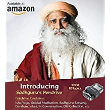 Sadhguru Pendrive English 32 GB