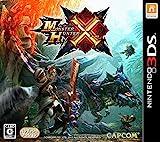 Nintendo 3DS Monster Hunter X Cross (Japanese Ver.) by Capcom