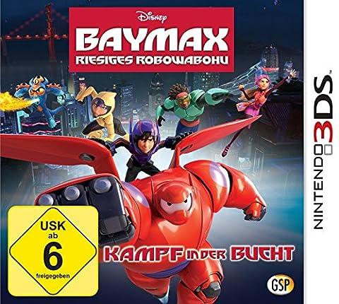 Disney Baymax - Riesiges Robowabohu: Kampf in der Bucht (Superhelden Spiele)