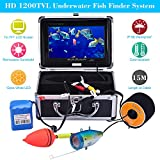 Best Fish Finder Under 200.00s - KKmoon HD Fish Finder Underwater Fishing Camera System Review