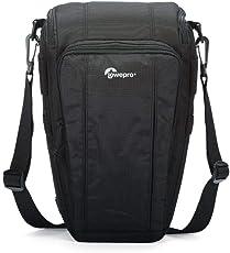 Lowepro Toploader Zoom 55 AW II Camera Bag (Black)