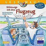Unterwegs mit dem Flugzeug (LESEMAUS, Band 147)