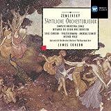 Symphonische Gesänge op.20 (1929) · für Bariton und Orchester nach Texten aus