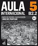 Aula Internacional 5 B2.2 - Libro del professor