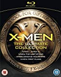 X-Men: The Ultimate Collection [Blu-ray] [2000]