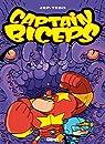 Captain Biceps, Tome 6 : Le retour du poing de la justice par Zep