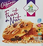 #6: 24 Mantra Organic Fruit N Nut, 150g
