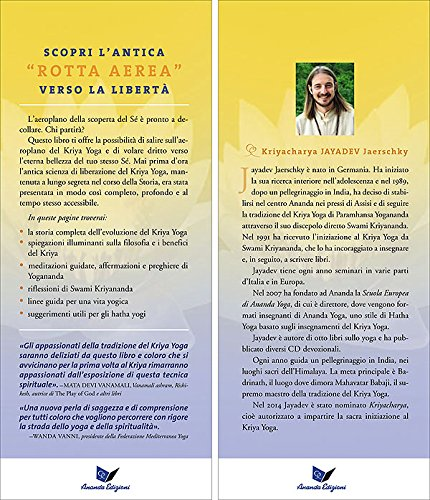 Zoom IMG-3 kriya yoga il manuale completo