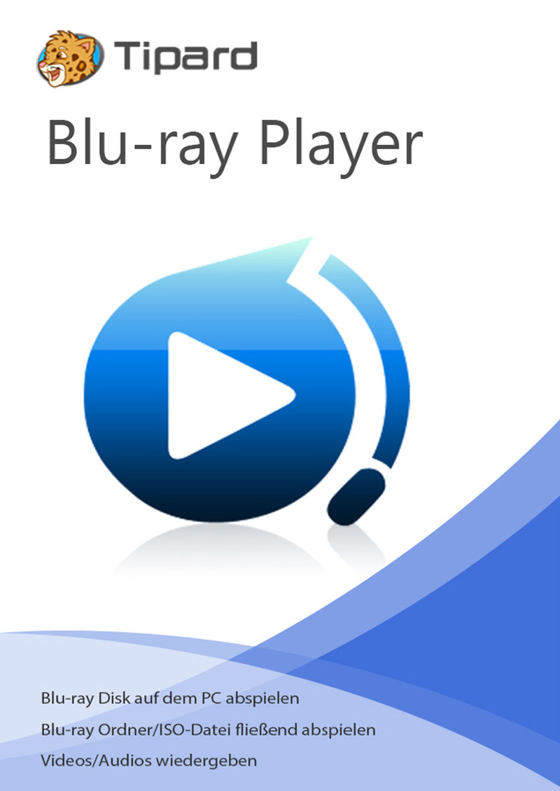 Tipard Blu-ray Player - lebenslange Lizenz [Download]