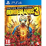 PS4: Borderlands 3 Super Deluxe pour PS4
