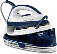 Tefal steam station, perfect steam ironing for best results, Fasteo steam generator, purple color, SV6040M0
