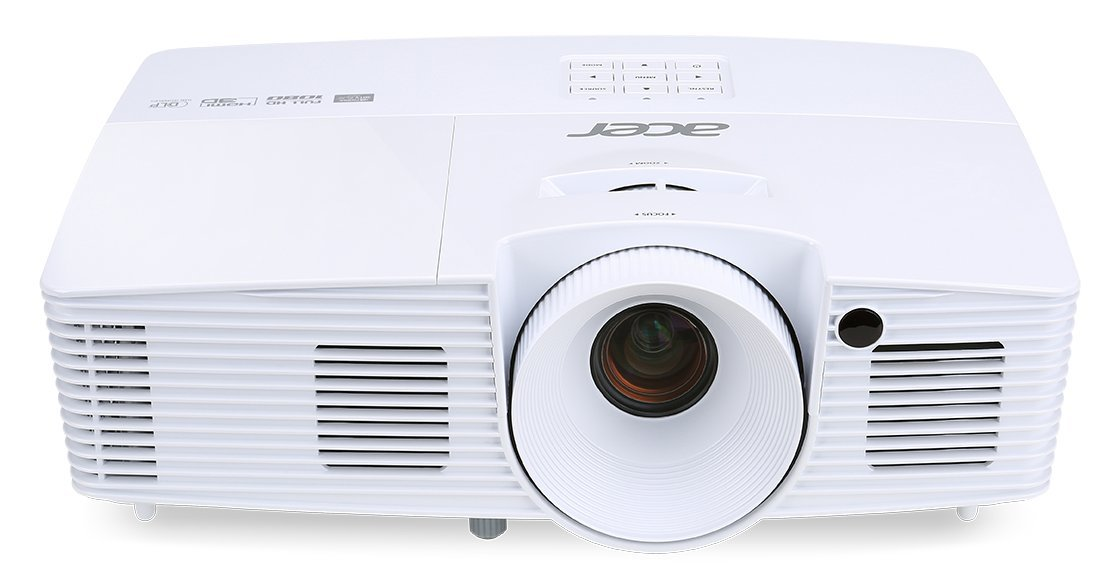 61tvR5cwuSL - Acer MR.JNB11.002 H6517ABD Full HD Home Cinema Projector (1080p Resolution, 3200 Lumens, 20000:1 Contrast Ratio)