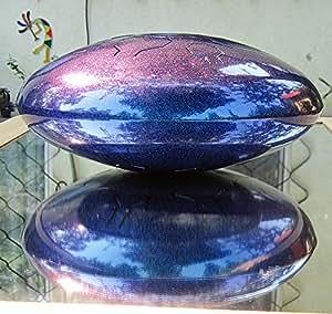 Double vibeDrum galvanisé & laqué-steel/stardust handpan, drum tongue