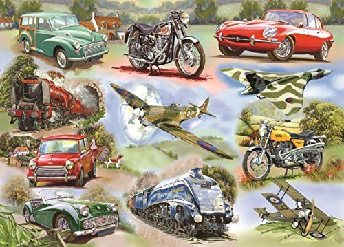 Big 250 Piece Jigsaw Puzzle Simply The Best -