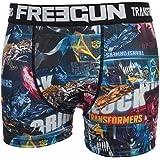 Freegun - Transformer bleu boxer - Sous vêtement boxer