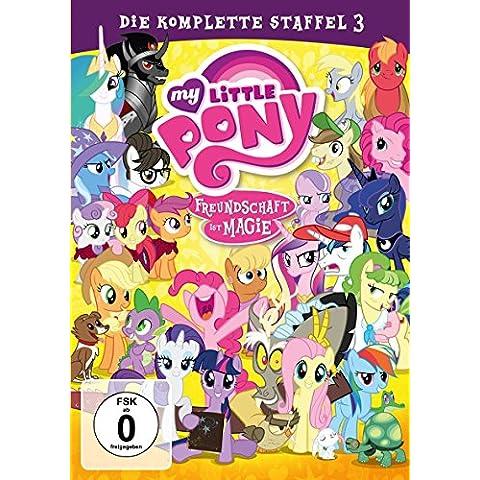My Little Pony - Freundschaft ist Magie: Die komplette Staffel 3