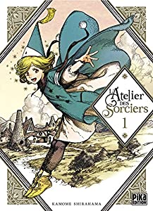 L'Atelier des Sorciers Edition simple Tome 1