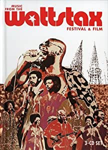 Wattstax : The Living Word (Concert Music from the Original Movie Soundtrack) (Coffret Long Box 3 CD)