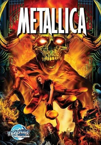 Orbit: Metallica por Michael Frizell