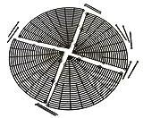 Produkt-Bild: reer 8305.3 - Pflanzentopfgitter Maxi, braun