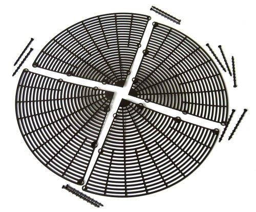 reer 8305.3 - Pflanzentopfgitter Maxi, braun