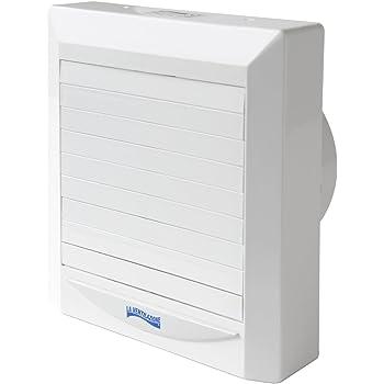 Aurora asm100 plus aspiratore da bagno con griglia automatica fai da te - Aspiratore bagno senza uscita esterna ...