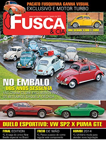 Fusca & Cia. 68 (Portuguese Edition)