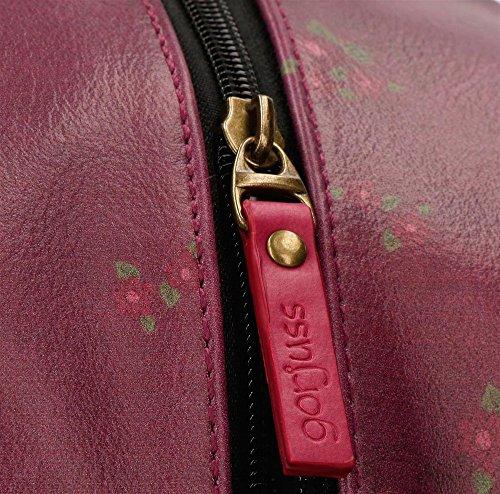 Gorjuss Heartfelt Neceser de Viaje, 20 cm, 1.83 litros, Rosa