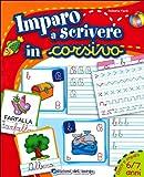 eBook Gratis da Scaricare Imparo a scrivere in corsivo (PDF,EPUB,MOBI) Online Italiano