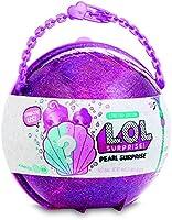 Giochi Preziosi LOL Pearl Surprese Mezza Sfera con LOL e LIL Speciali Incluse, Colori assortiti