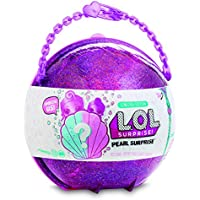 L.O.L. Surprise! Pearl Surprese Mezza Sfera con LOL e LIL Speciali Incluse, Colori Assortiti