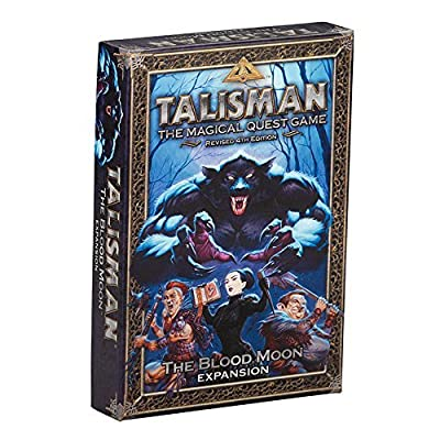 Games Workshop gaw89004–Talisman?: The Blood Moon Expansion