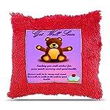 "TIA Creation get well soon Gift Pillow Cushion 16""x16"" - Get well soon-003"