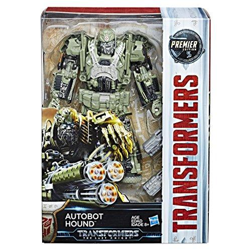 Hasbro Transformers c2357es1Movie 5Premier Voyager Autobot Hound, Figura de acción