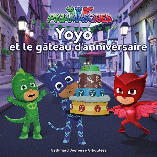 Yoyo et le gâteau d'anniversaire