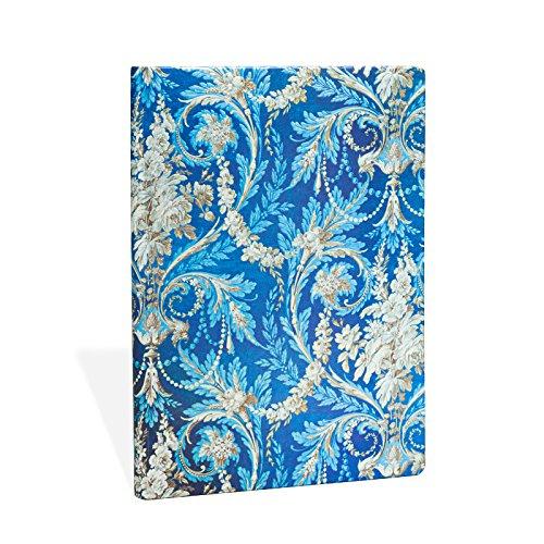 Rokoko Revival Kristalllüster - Notizbuch Mini Liniert - Paperblanks