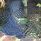 Pack Of 30 Pond Guard Barrier Fish Protector Cover Net Rings Floating Deterrent