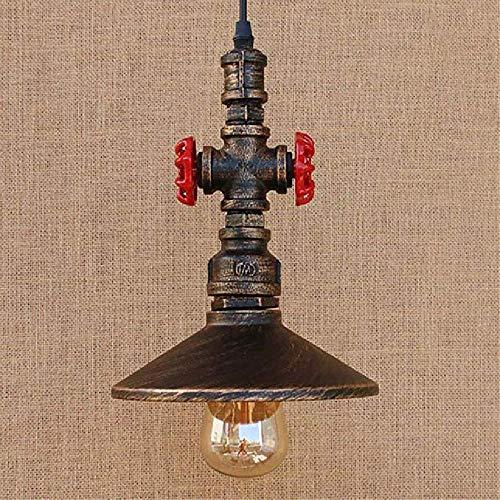 Licht Für größere Ansicht Maus über das Bild ziehen Vintage Industrial Hanging Pipe Ceiling Lamp Pendelleuchte Shade Loft -